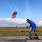Fly boarden als Uitje