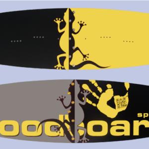 Woodboard Split